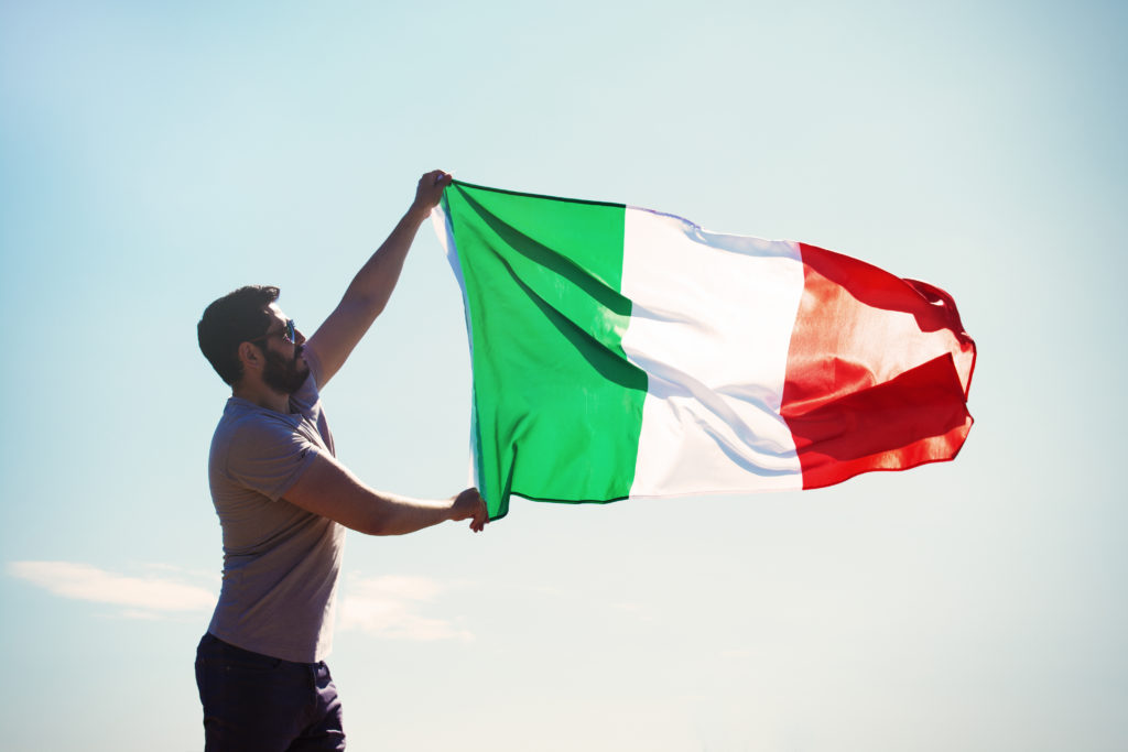 Italy offers a simple path to citizenship.