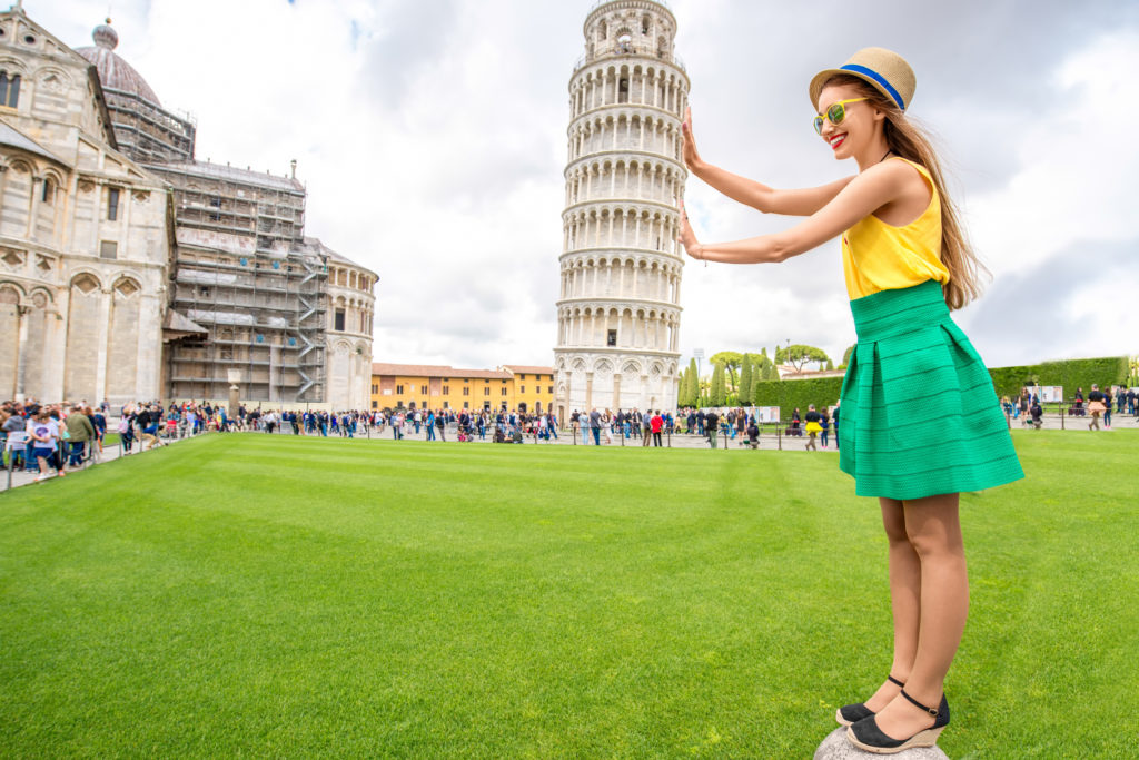 Pisa has more than its famous tower.