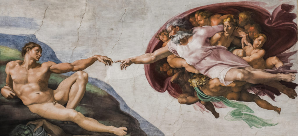 The Sistine Chapel is one of Italy's most treasured landmarks.