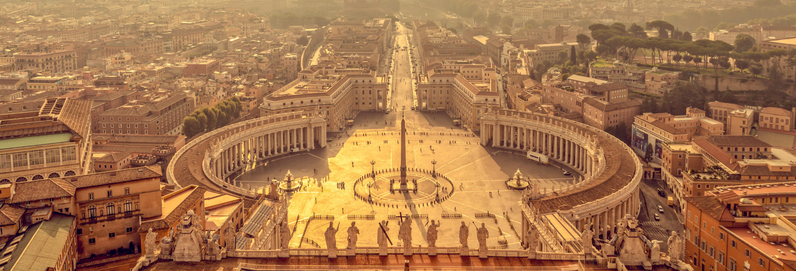 Your Guide To Visiting Vatican City