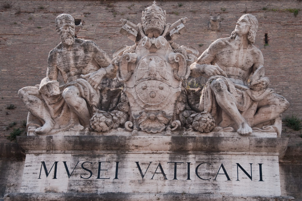 The Vatican Museums are a must-see when visiting Vatican City.