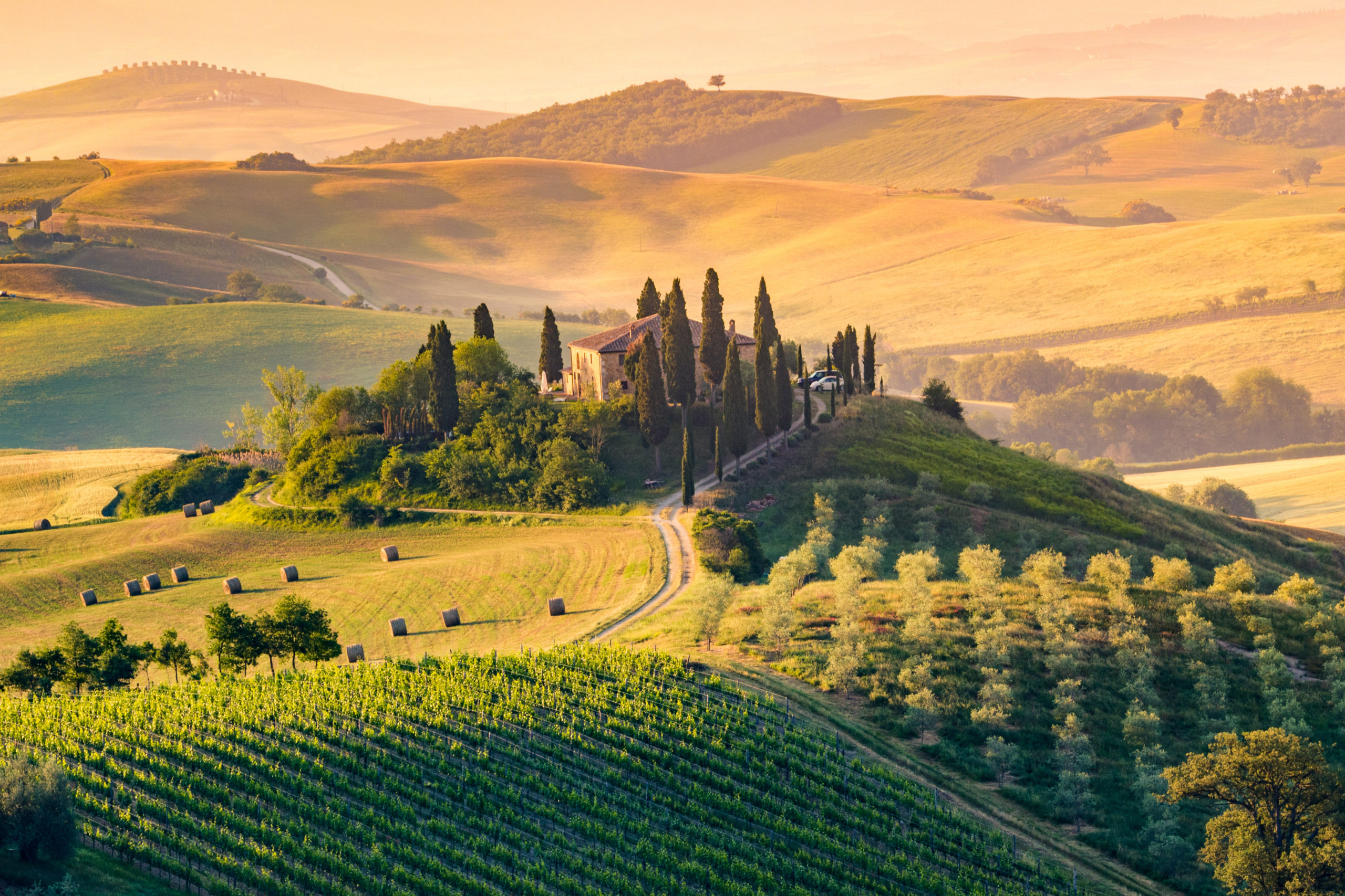 The Beauty Of Living In Tuscany
