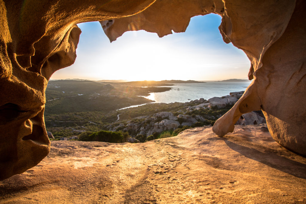 Visit Sardinia to experience its ancient history.
