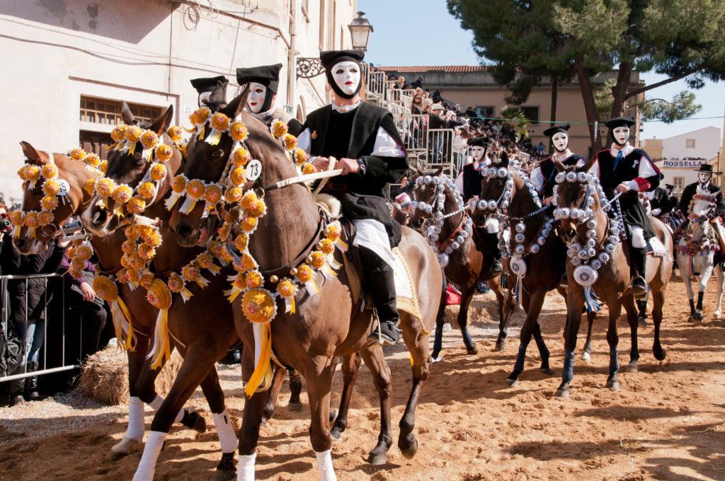 Sardinia has many famous and important festivals.