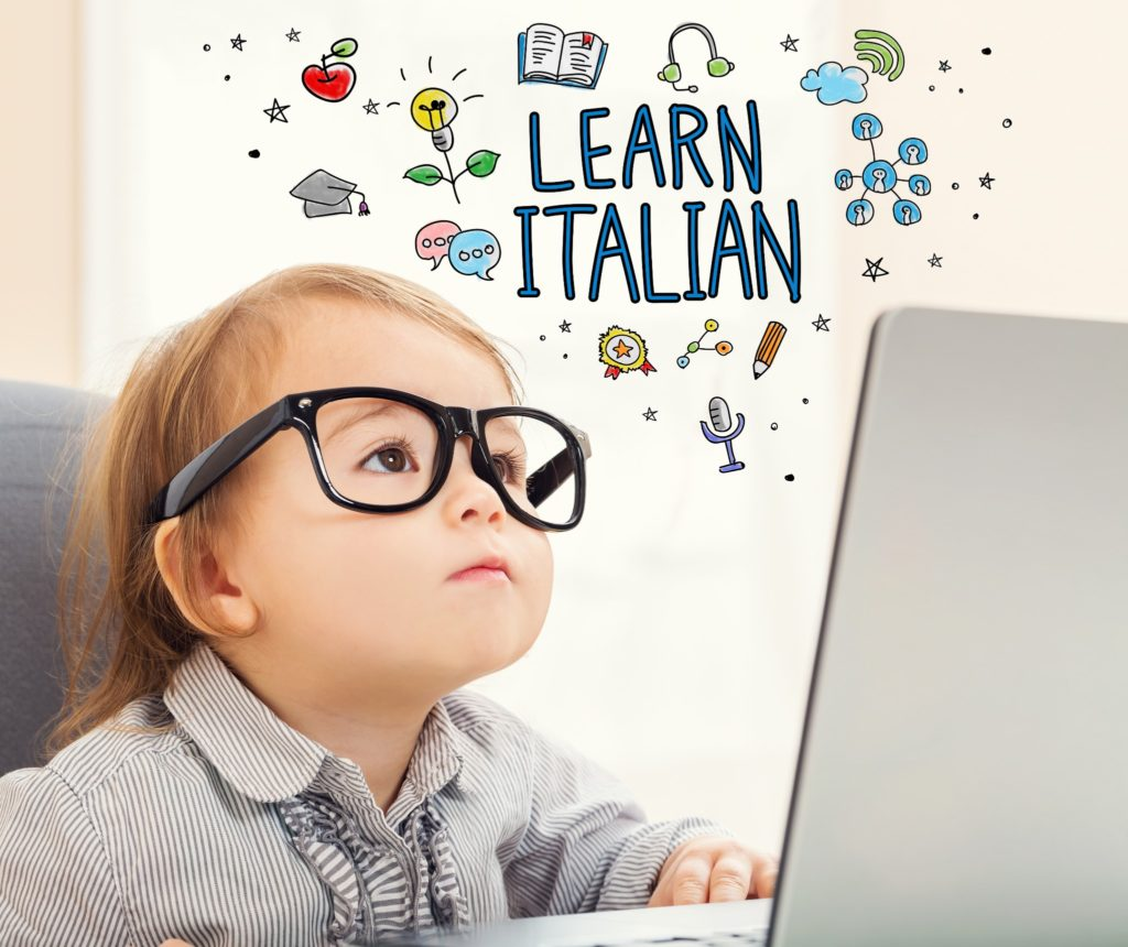 You do not have to speak Italian to become a citizen, but it helps.