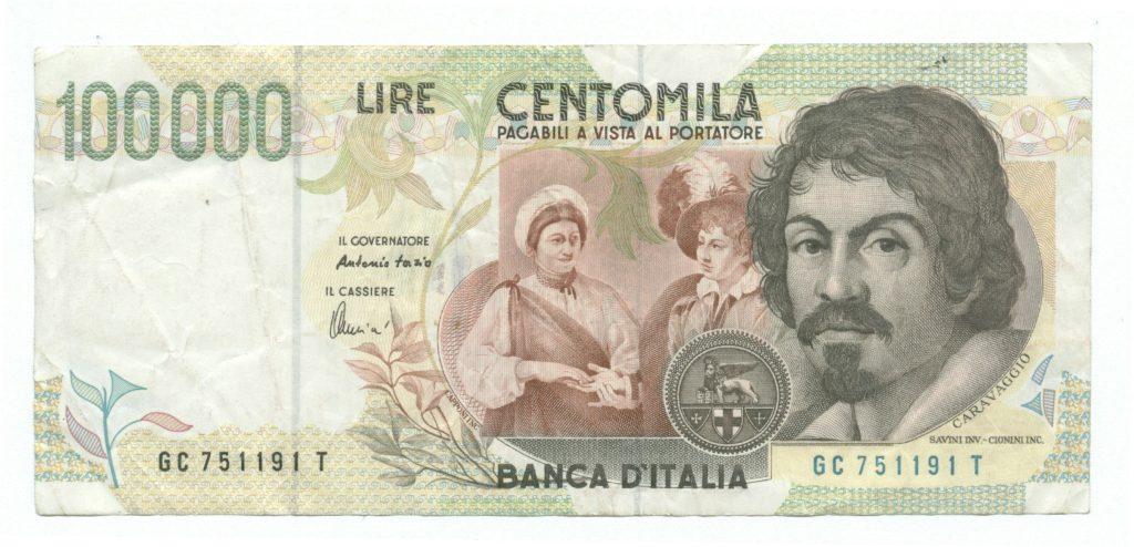 Caravaggio was a fascinating Italian artist.