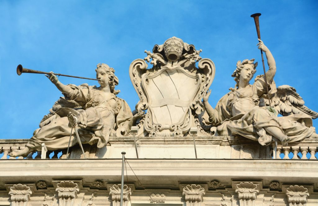 Italian judges, not juries, make decisions in their legal system.