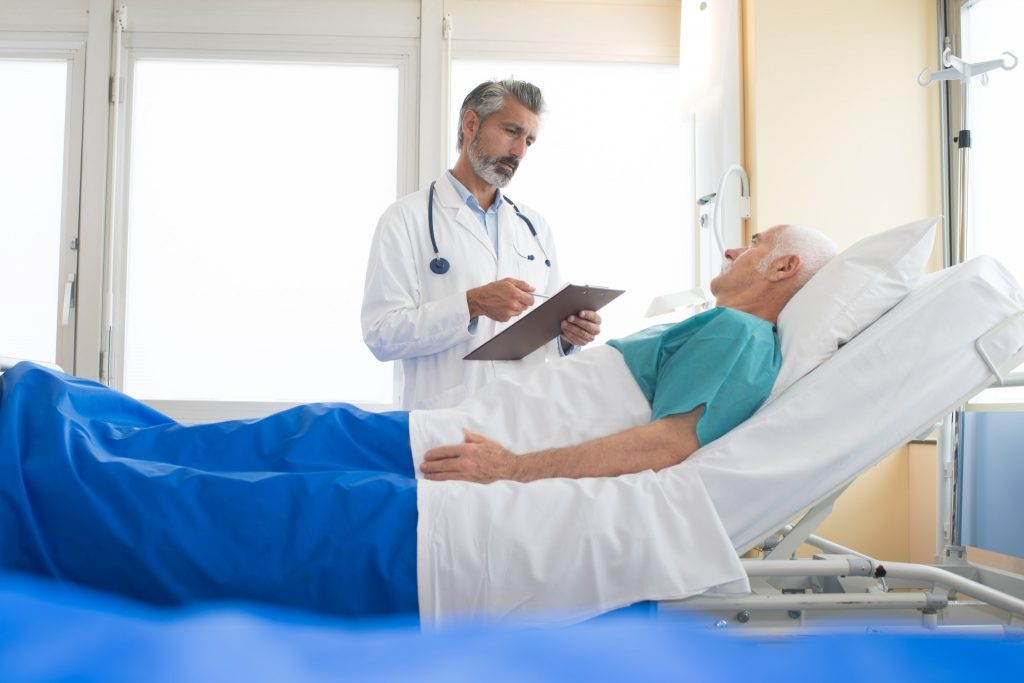 The Italian healthcare system allows for free emergency care for anyone.